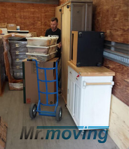 Movers in Richmond Hill