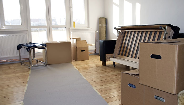 ARRANGING THE FURNITURE IN YOUR NEW HOME. Movers Blog   Top House Movers Tips   Easy Moving Process